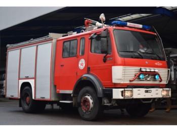 Mercedes-Benz 1729 V8, Full steel, Big axel, Rosenbauer fire