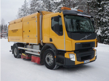 Sweeper Disab Disa-Clean 130 Volvo FE